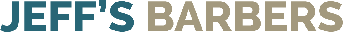 Jeffs Barber logo